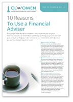 10 reasons to use a financial adviser