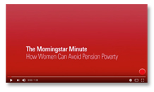 How Women Can Avoid Pension Poverty