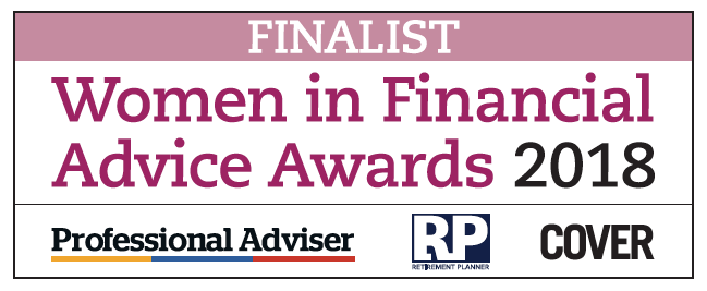 Women in financial advice awards 2018